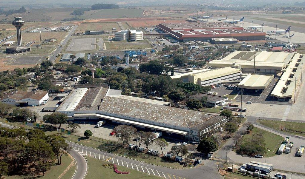 Infraero: Aeroportos não serão problema