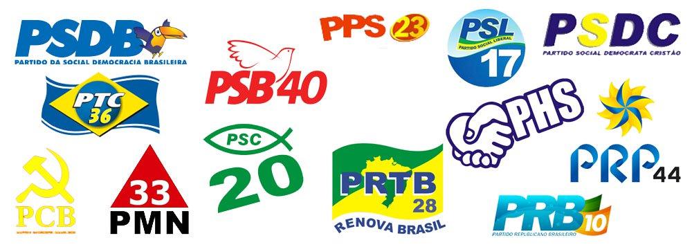 Bahia: 13 legendas podem ficar sem fundo partidário