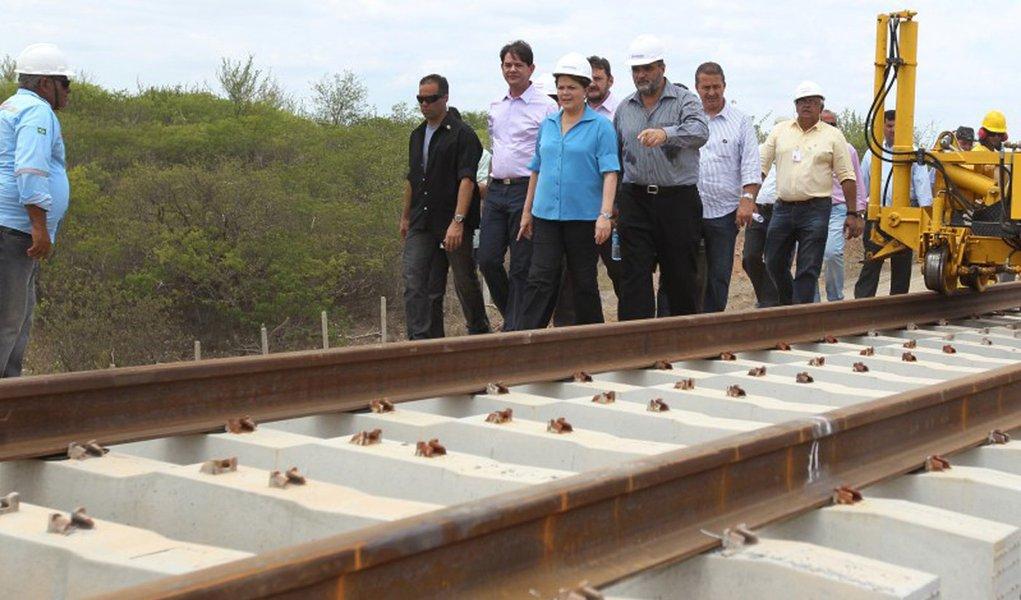 Ministro dos Transportes anuncia nova ferrovia