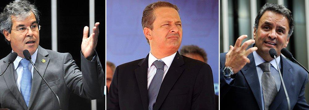 """Para Viana, Campos e Aécio já """"jogaram a toalha"""""""