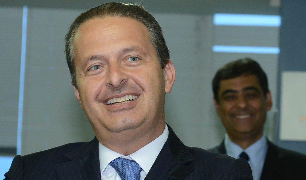 Campos: propaganda do PT endossa discurso do PSB