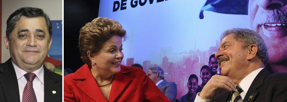 Líder do PT comemora Era do emprego Lula-Dilma