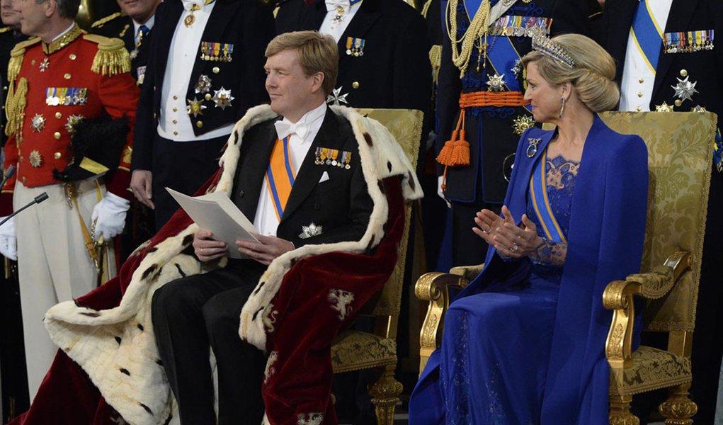 Holanda ganha novo rei depois de 120 anos
