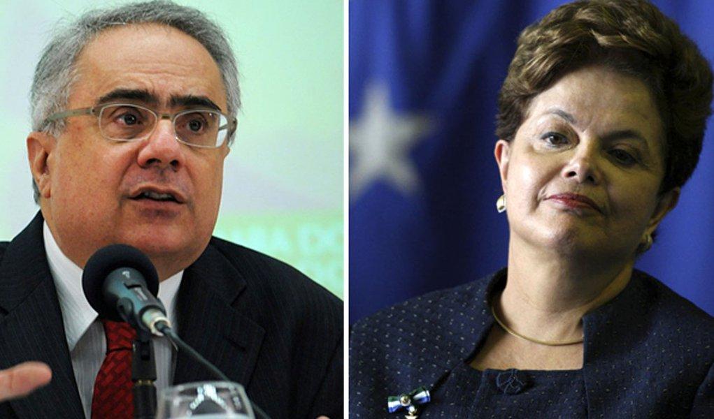 Dilma prevê queda do crescimento global