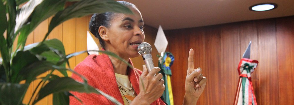 Marina: é Lei da Mordaça, um pacote autoritário