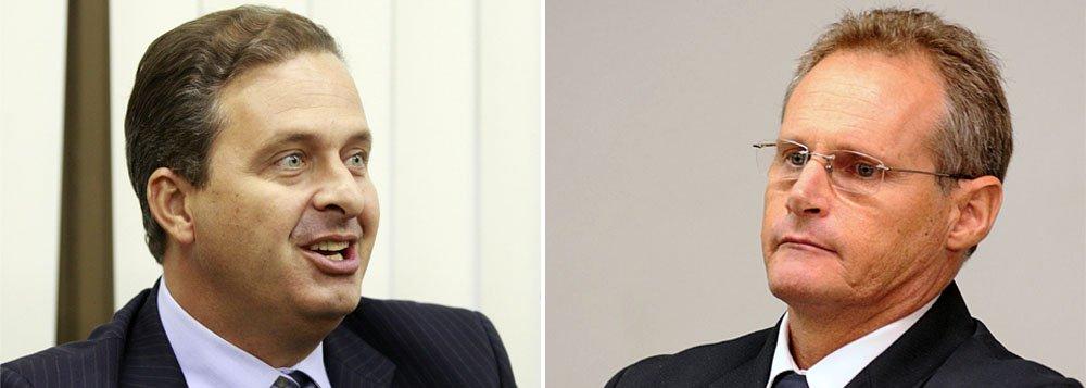 Campos quer Beltrame contra Pezão no Rio