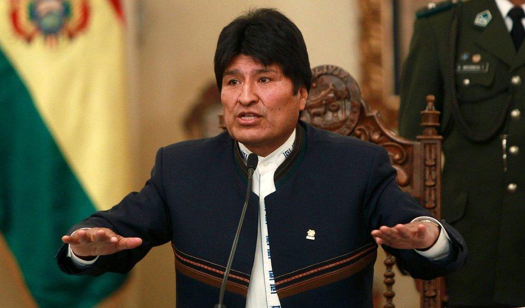 Tribunal declara constitucional nova reeleição de Morales