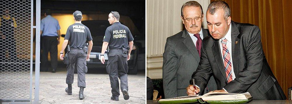 PF prende secretário de Tarso Genro