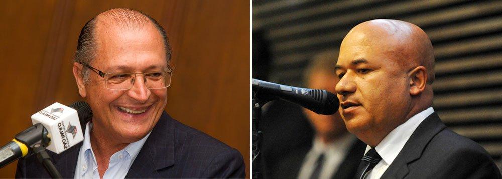 Deputado defende união pela longa vida de Alckmin no cargo