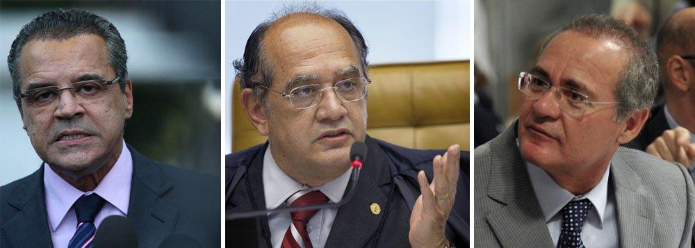 Sob pressão do Planalto, Alves levanta bandeira branca