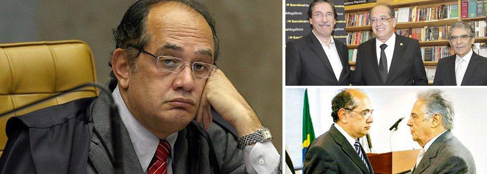 A controversa carreira do ministro Gilmar Mendes