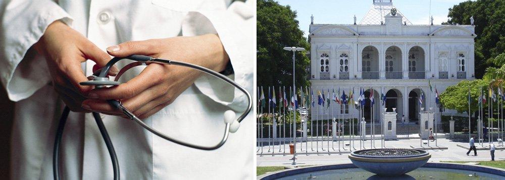 """Médicos estão """"desistindo"""" de trabalhar para o Governo de Alagoas"""