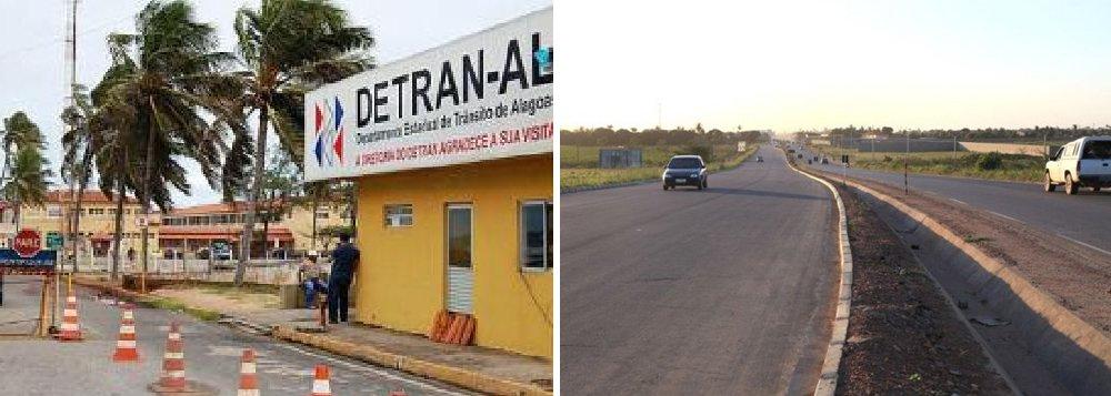 DETRAN-AL não recebe dinheiro emprestado ao Governo