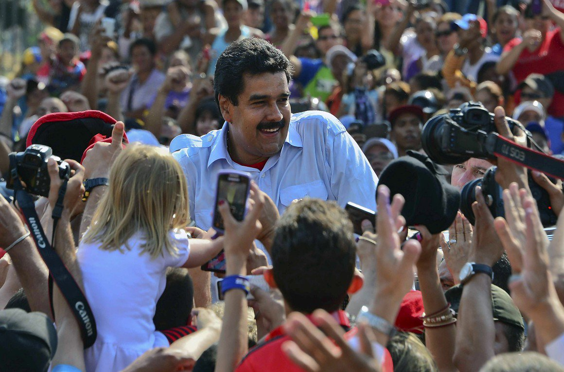 Maduro visita Fidel e reforça aliança com Cuba