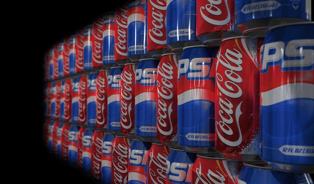 Órgão americano aponta risco cancerígeo na Pepsi e na Coca