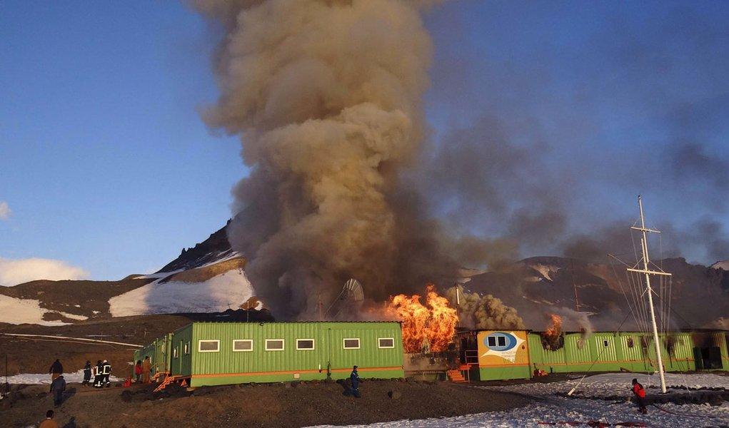 Governo destina R$ 40 milhões à reconstrução de estação