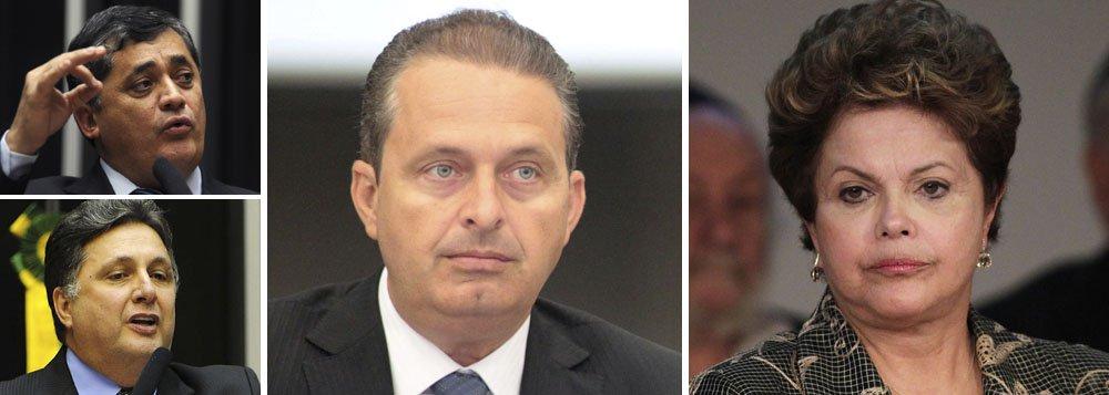 Aliados cobram de Campos entrega dos cargos
