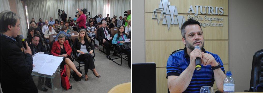Secretaria apresenta Sistema Nacional LGBT