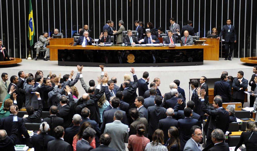 Planalto ainda não pagou emendas em 2012