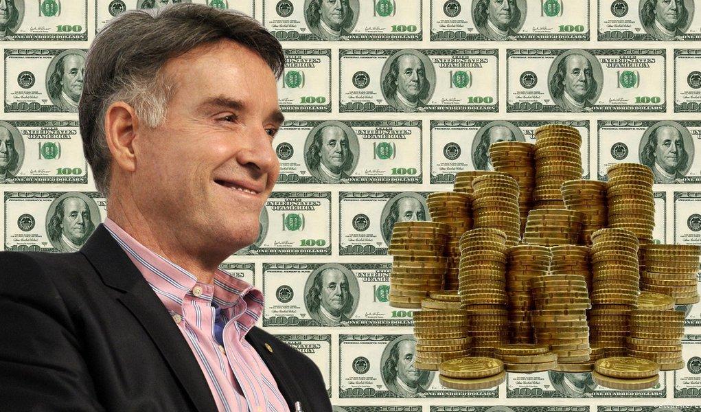 Eike Batista é o 7º homem mais rico do mundo