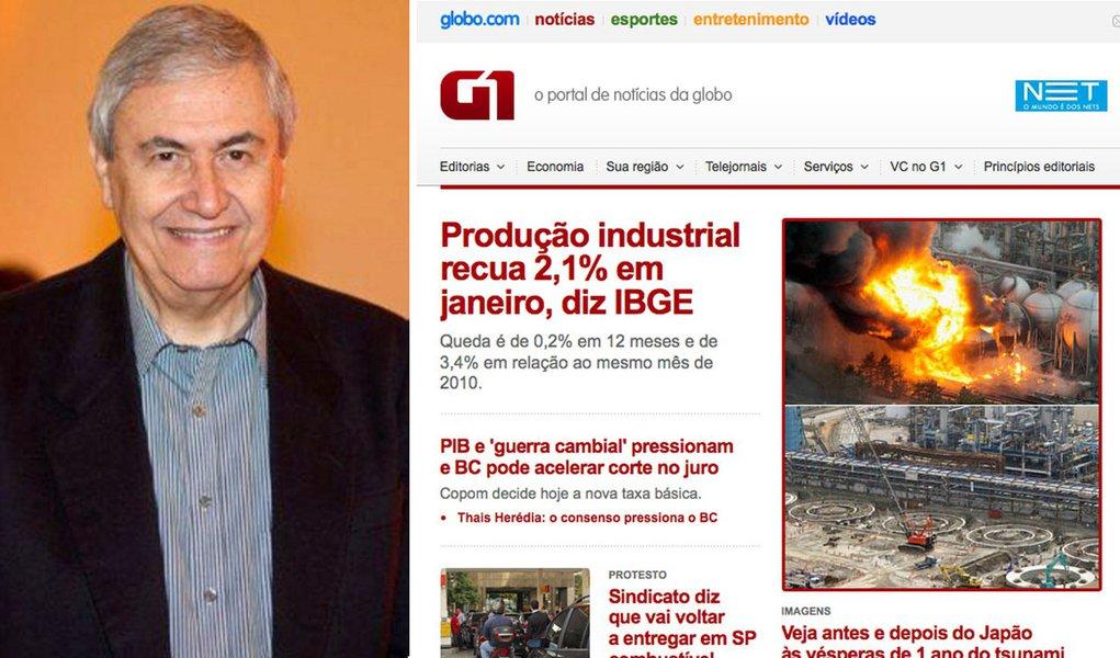 Rede Globo tenta se reinventar com a internet