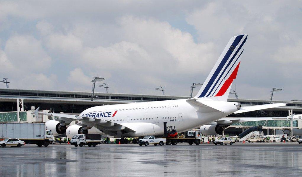 Air France suspende voos para a capital da Síria
