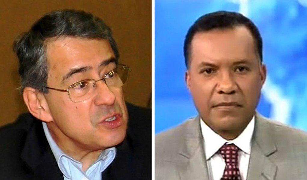 Paulo Henrique Amorim descumpre decisão da Justiça