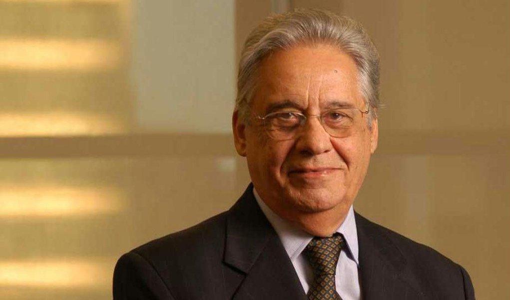 FHC: Serra não atrapalha renovação do PSDB