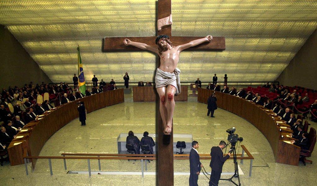 Justiça proíbe crucifixos em órgãos públicos gaúchos