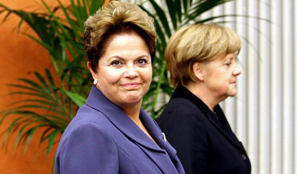 Dilma diz que é favorável a mais recursos para o FMI