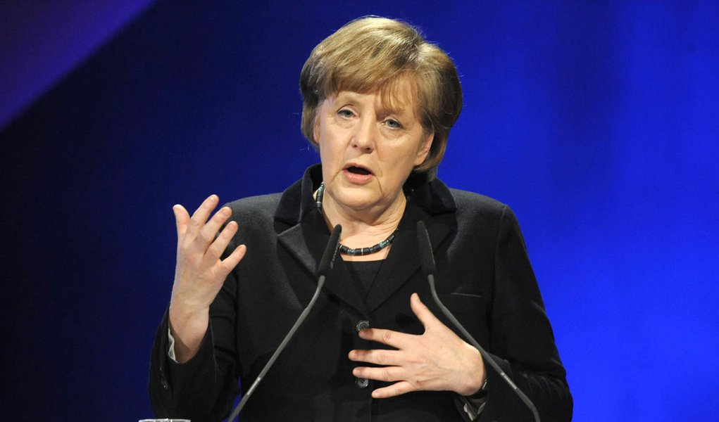 Merkel rebate Dilma com críticas ao modelo econômico brasileiro