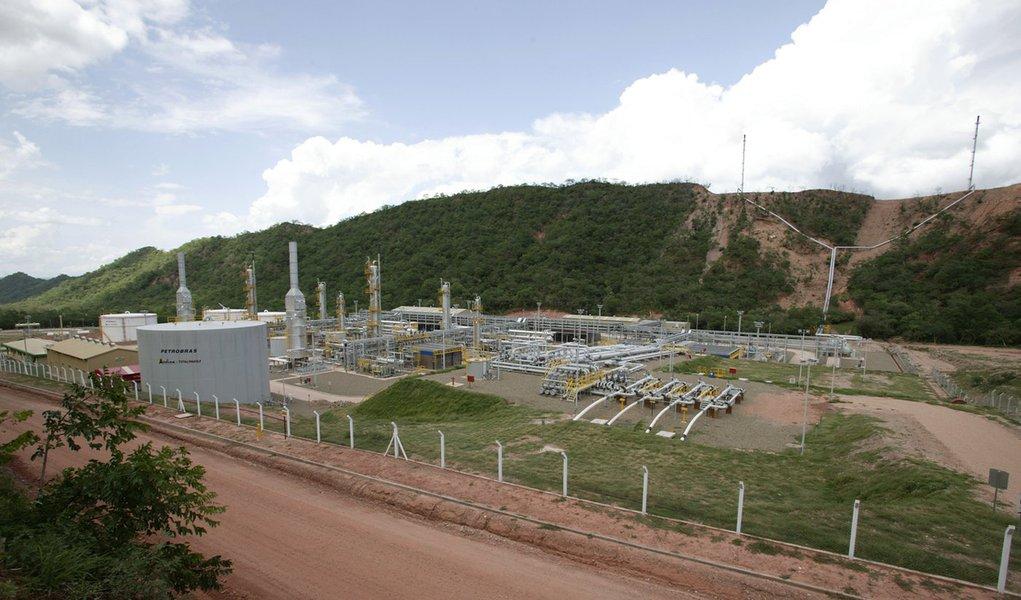 Petrobras inaugura terceira unidade na Bolívia