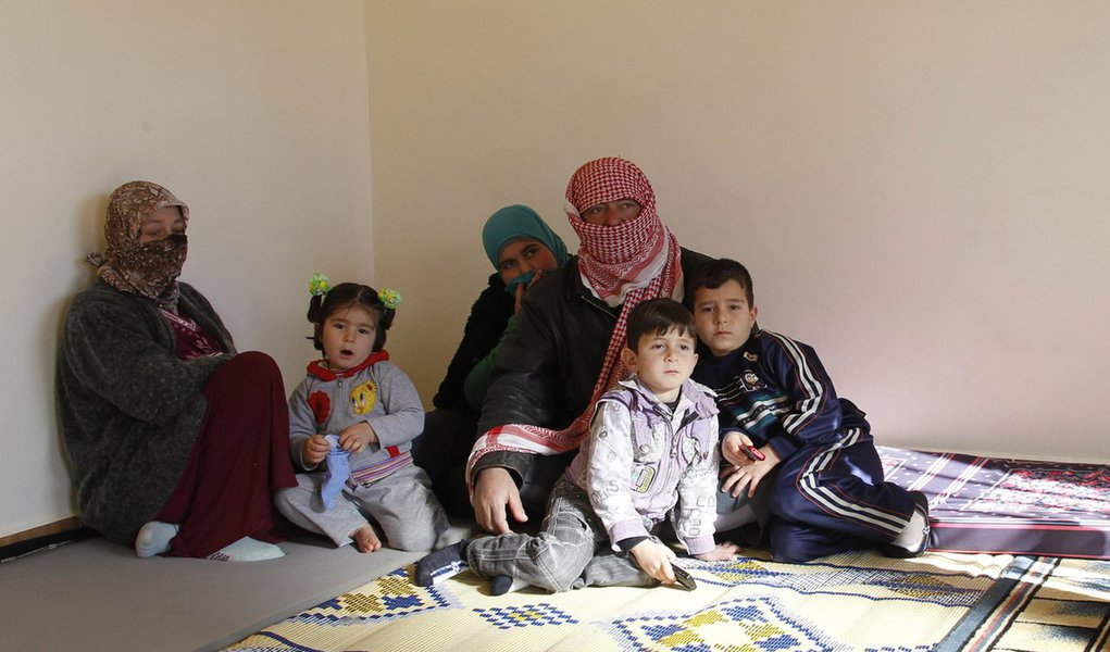 ONU: mais de 2 mil fogem da Síria em 48 horas