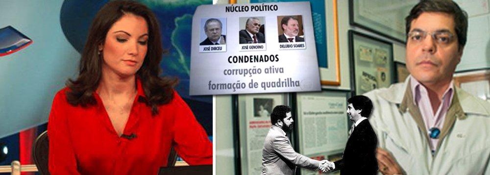 Globo é acusada de crime eleitoral por edição do JN