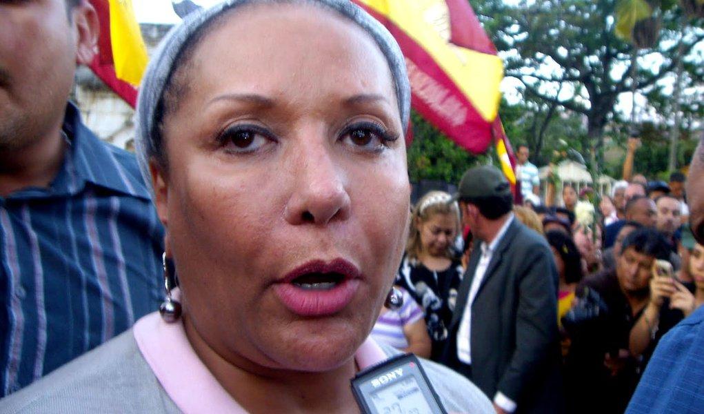 Farc libertarão reféns por etapas, diz ex-senadora colombiana