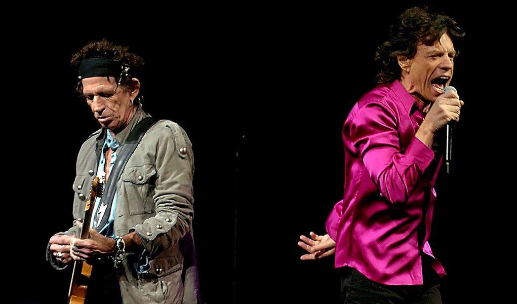 Rolling Stones celebram 50 anos com livro fotográfico
