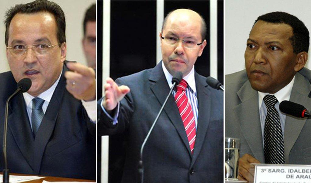 Caso Cachoeira bate no Congresso e sobe ao STF