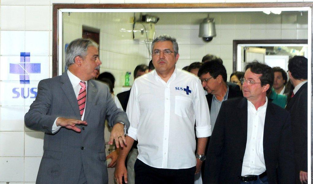 HR: Ministro anuncia investimento de R$ 12 mi