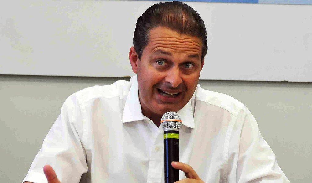 PSB de SP contraria Eduardo e apoia  Serra