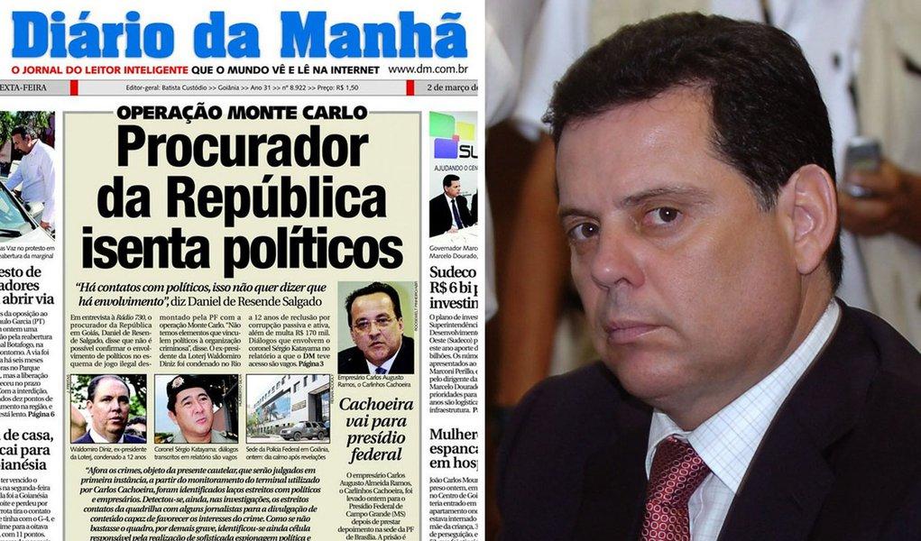 Carlos Cachoeira nomeava no governo Marconi Perillo