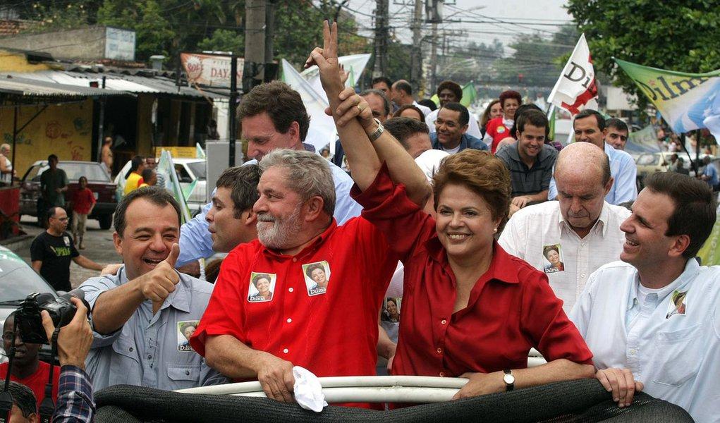 Justiça Eleitoral multa Lula, Dilma e PT