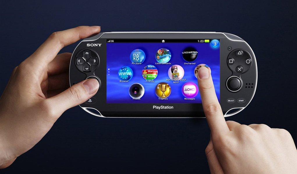 PS Vita chega ao Brasil nesta sexta-feira