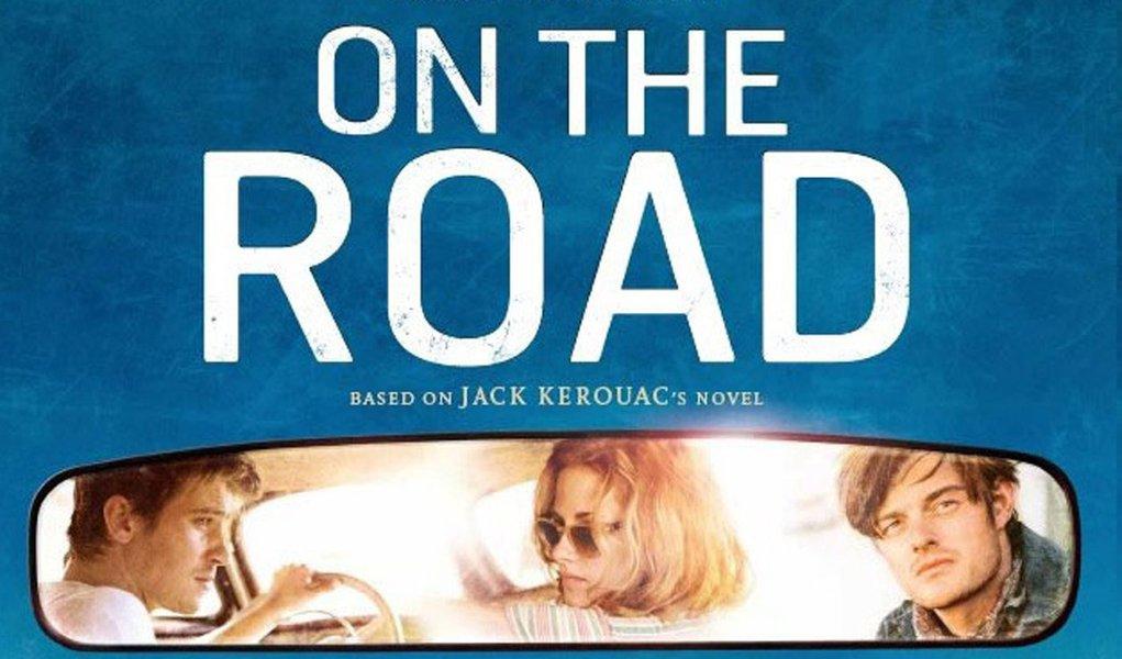 Versão cinematográfica de On the Road ganha 1º pôster