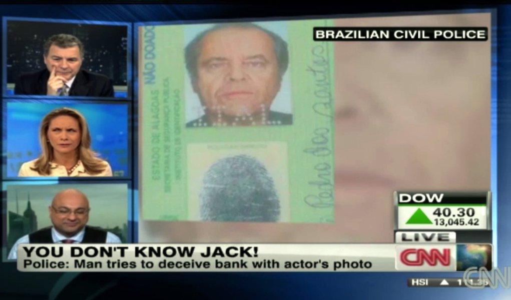 "Jack Nicholson ""recifense"" bombou em todo mundo"