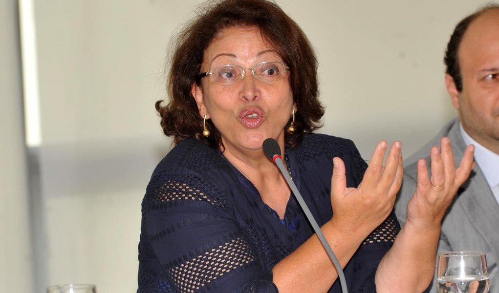 Ideli: aliança com PSDB em SP não afasta PSD do governo