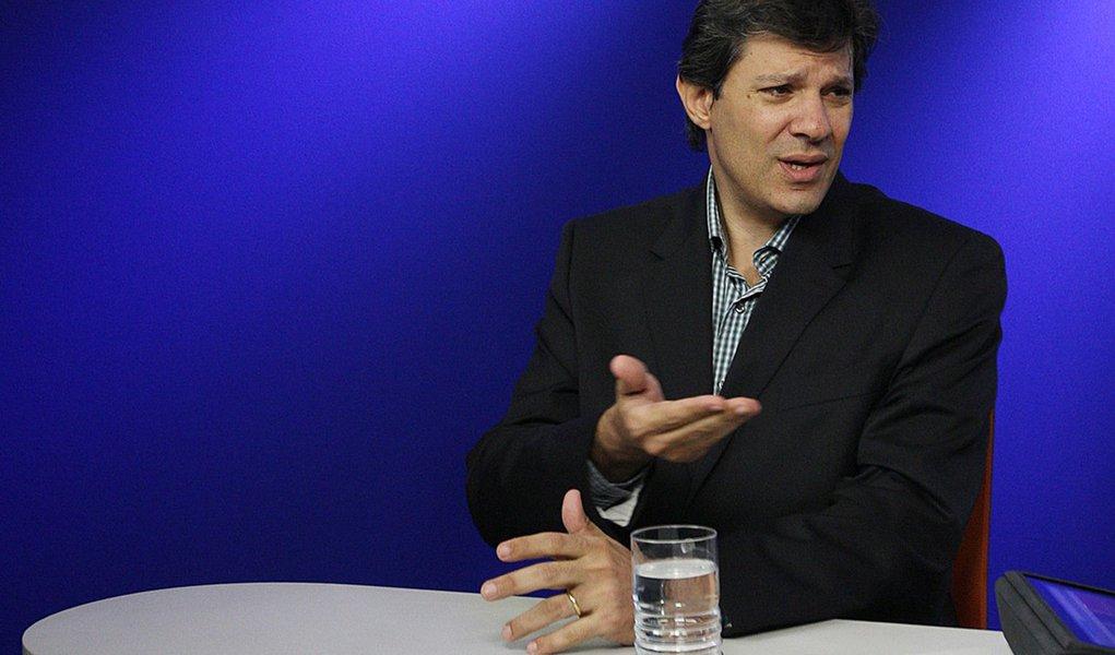 """Haddad: oposição explora temas religiosos """"de maneira esperta"""""""