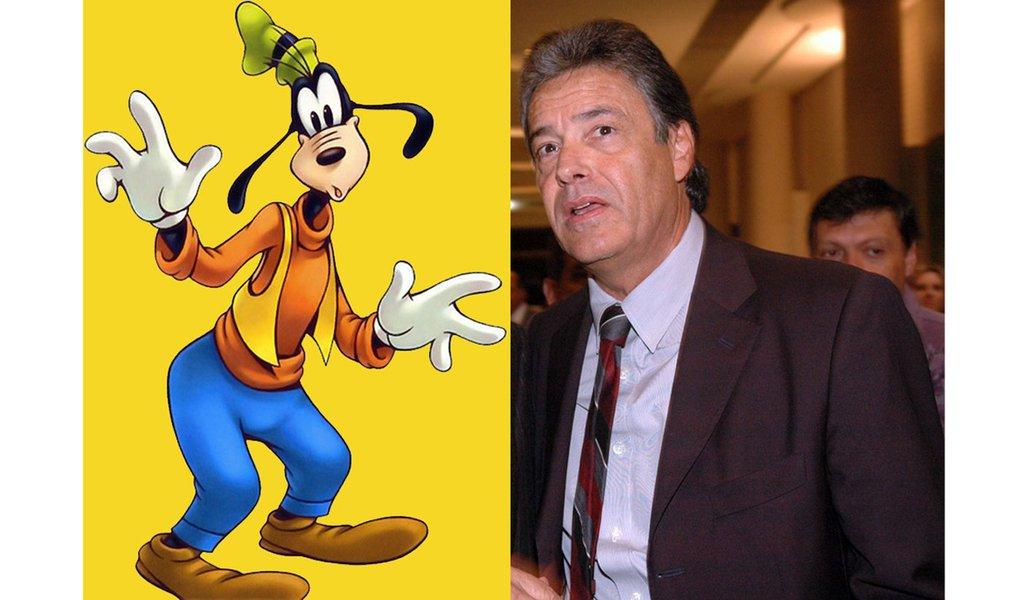 PHC, filho de FHC, é laranja da Disney no Brasil