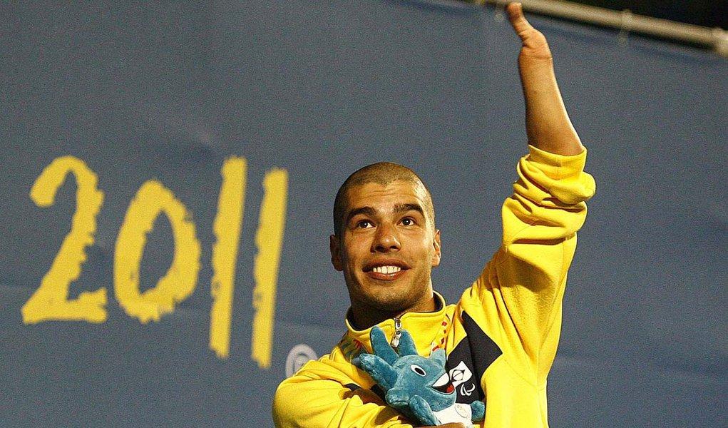 Daniel Dias coleciona medalhas de ouro no Parapan