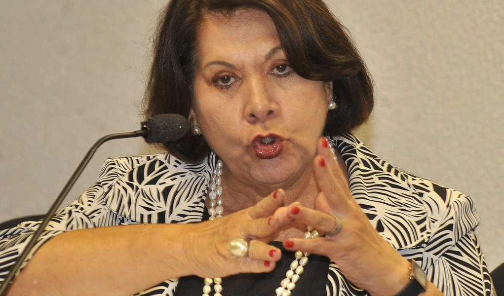 Eliana Calmon defende mais rigor em penalidades a juízes
