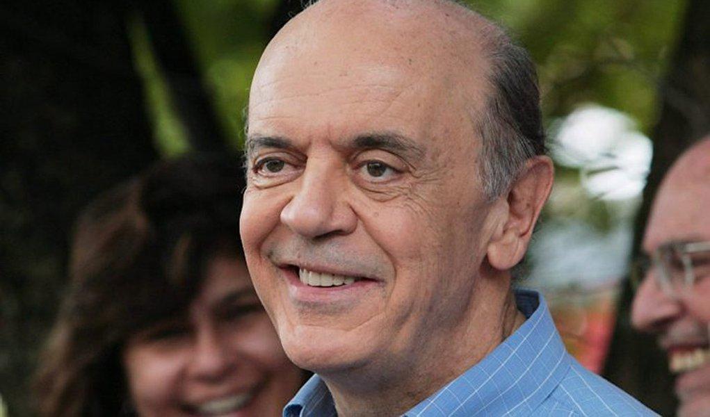 Serra: 'É um sonho voltar a ser prefeito de São Paulo'